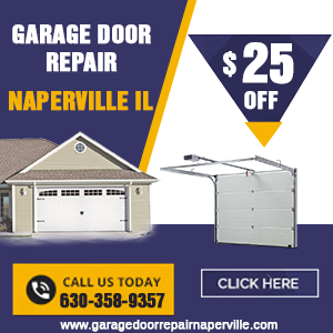 Garage Door Repair Naperville Offer