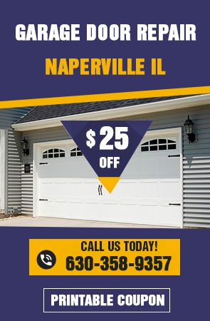 Garage Door Repair Naperville Coupon
