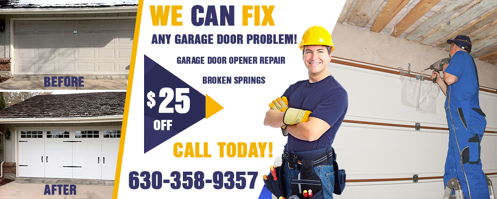 garage door installation naperville il