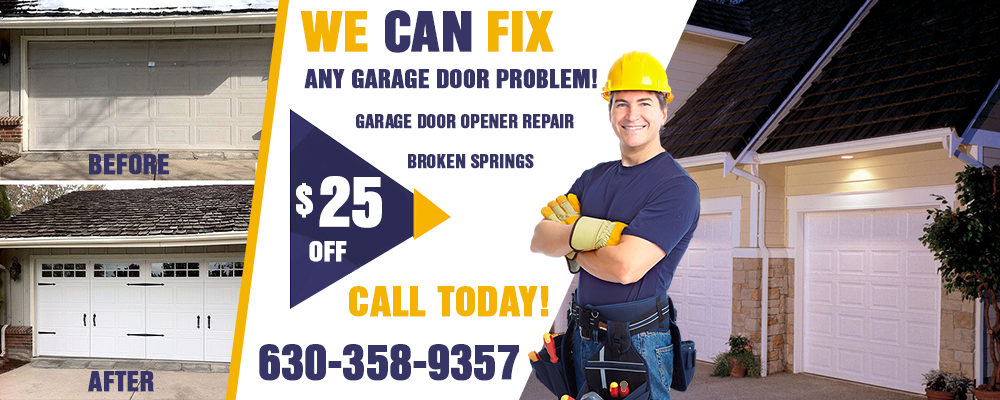 residential garage doors naperville il